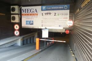 """Prekybos centras """"MEGA PLAZA"""" Klaipėdoje"""